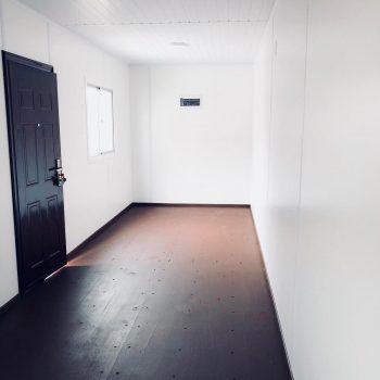 Contenedor Casa Interior - Contenedor 40 / 1 Dormitorio