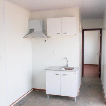 Contenedor Interior Kitchenette - Contenedor 40 / 2 Dormitorios