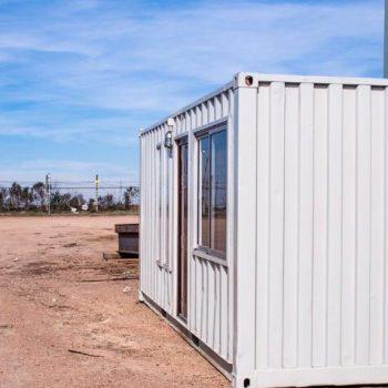 Monoambiente Exterior Pluscontainer